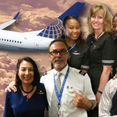 Flight Attendant Union Reaches Contract Terms With United Airlines